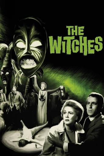 Poster of The Witches