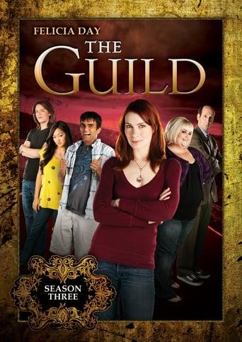 Poster of The Guild - Season 3