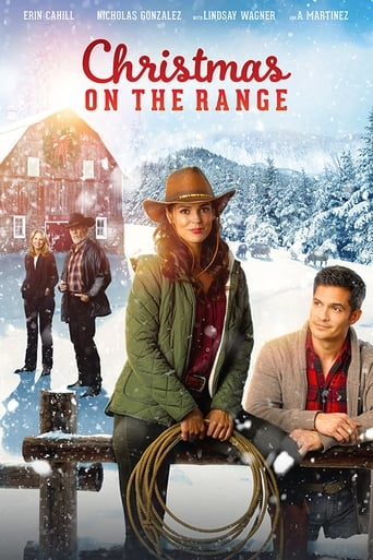 Christmas on the Range Poster