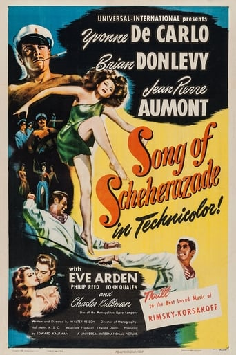Poster of Song of Scheherazade