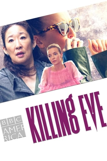 Poster of Killing Eve