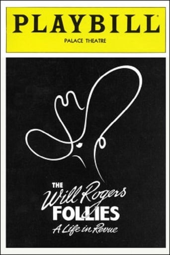 Poster of The Will Rogers Follies