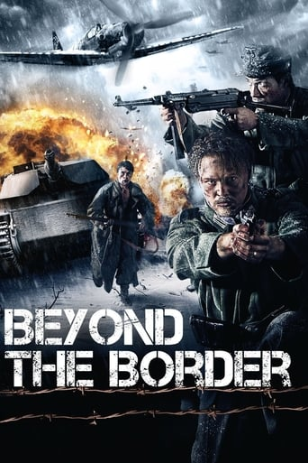 Poster of Beyond the Border