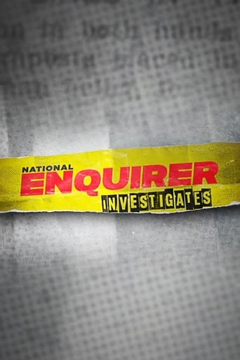 Poster of National Enquirer Investigates