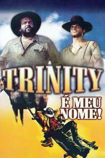 Trinity é o Meu Nome - Poster
