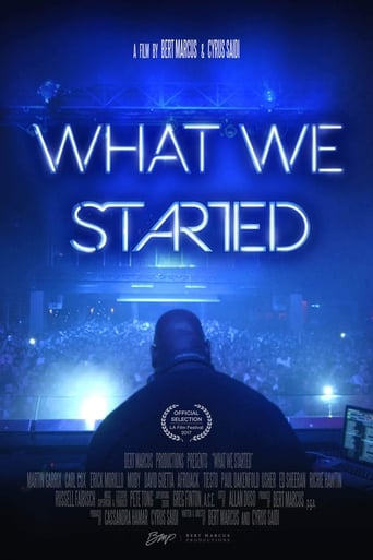 Download Legenda de What We Started (2018)