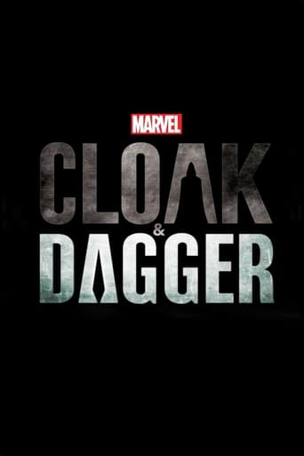 Poster of Marvel's Cloak and Dagger