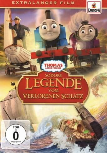 Watch Thomas De Stoomlocomotief - Sodors Legende Van De Verloren Schat 2015 full online free