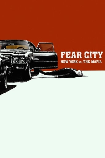 Fear City: New York vs the Mafia Poster