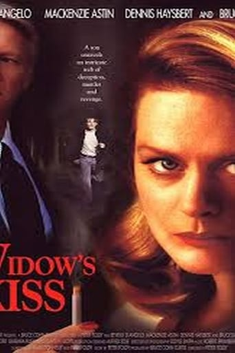 Poster of Widow's Kiss