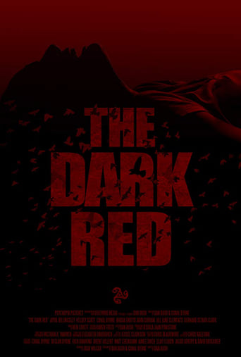 The Dark Red Poster