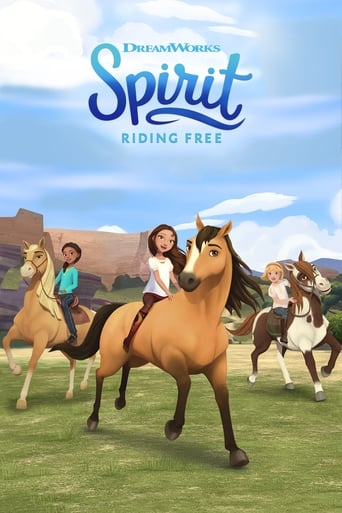 Poster of Spirit: Riding Free
