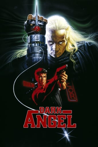 Dark Angel (1990) - poster