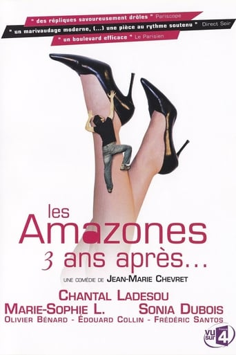 Watch Les Amazones : 3 ans après... Free Movie Online