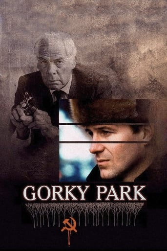 Gorky Park (1983) - poster