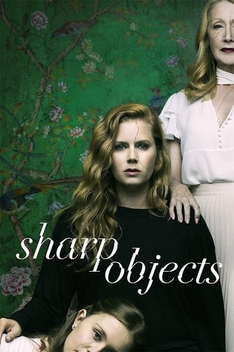 Sharp Objects Poster
