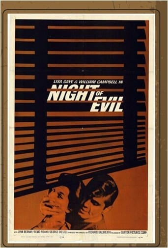 Poster of Night of Evil