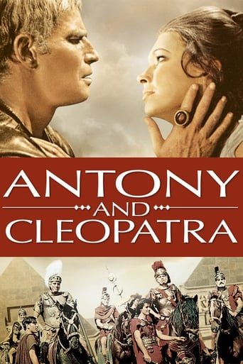 Poster of Antony and Cleopatra