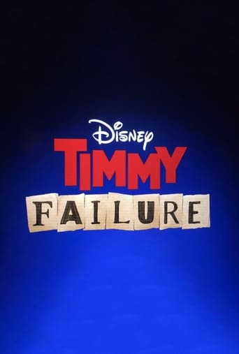 Poster of Timmy Failure: Mistakes Were Made