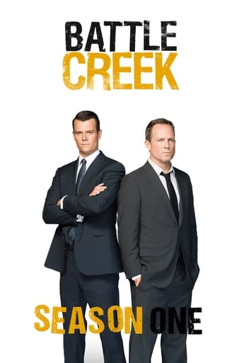 Užkampis / Battle Creek (2015) 1 Sezonas
