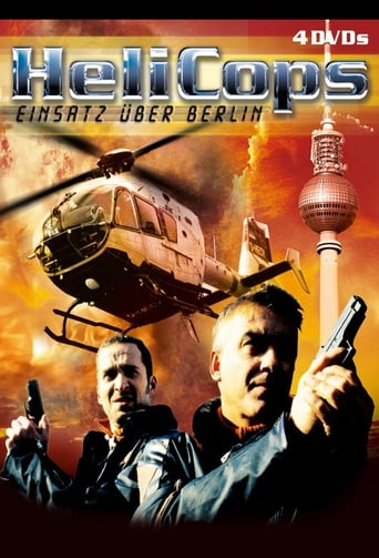 Poster of HeliCops – Einsatz über Berlin
