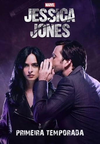 Jessica Jones 1ª Temporada - Poster