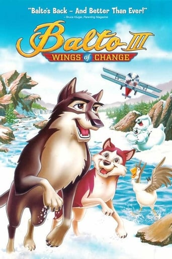 voir film Balto 3 : Sur l'aile du vent  (Balto III : Wings of Change) streaming vf