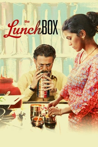Poster of The Lunchbox