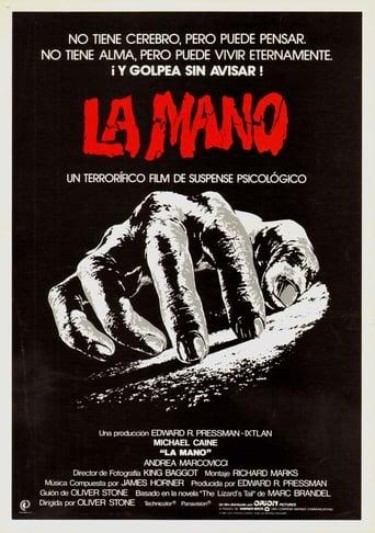 Poster of La mano