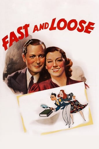 Poster of Fast and Loose