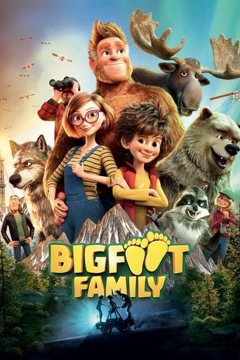 Watch Bigfoot Family Online