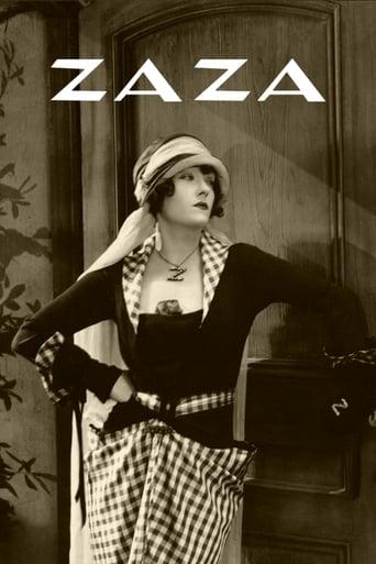 Poster of Zaza