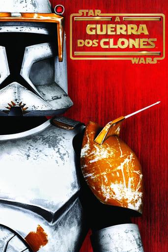 Star Wars A Guerra dos Clones 1ª Temporada - Poster