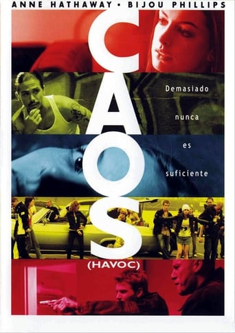 Poster of Caos (Havoc)