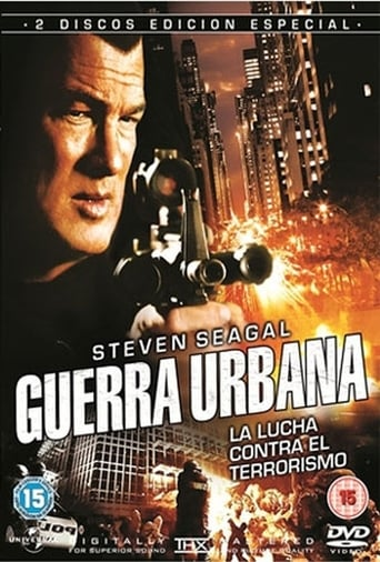 Poster of Guerra urbana