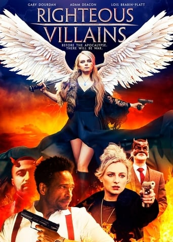 Righteous Villains Poster