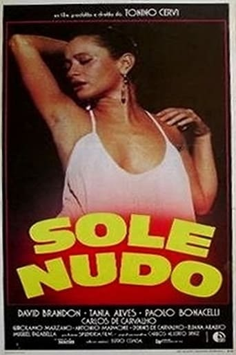 Poster of The Naked Sun