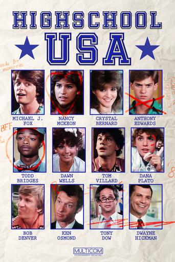 Poster of High School U.S.A.