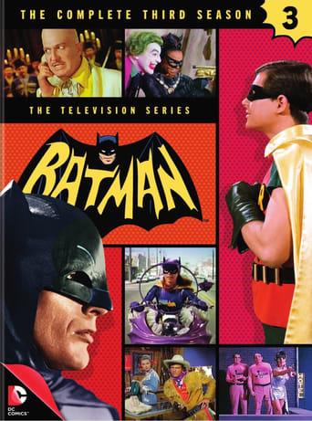 Batman e Robin 3ª Temporada - Poster