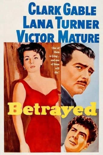 Watch Betrayed 1954 full online free