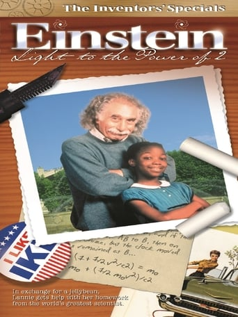 Poster of Einstein: Light to the Power of 2