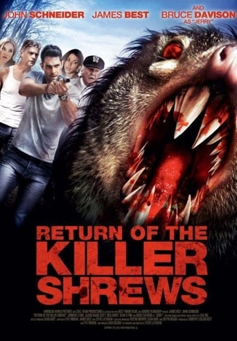 Poster of Return of the Killer Shrews