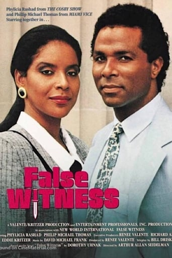 Poster of False Witness