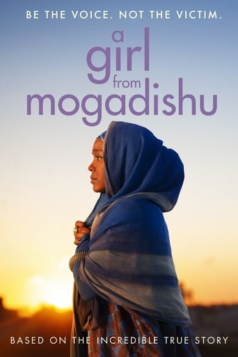 Poster of A Girl From Mogadishu