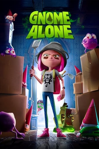 Poster of Gnome Alone