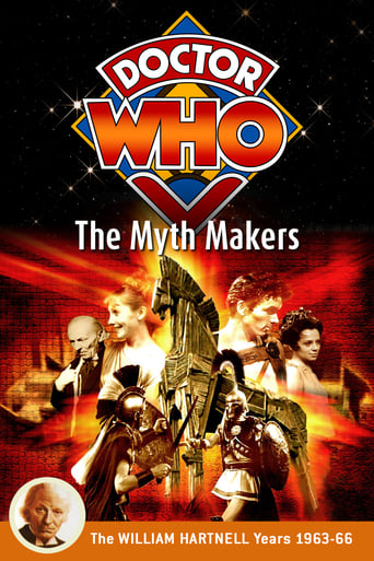 Watch Doctor Who: The Myth Makers Online Free Putlocker