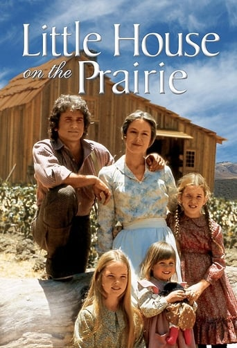 Poster of Little House on the Prairie