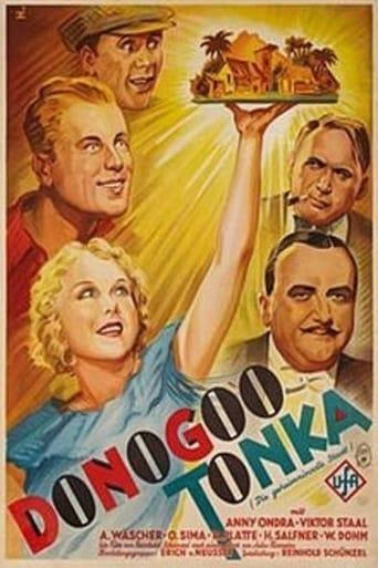 Poster of Donogoo Tonka