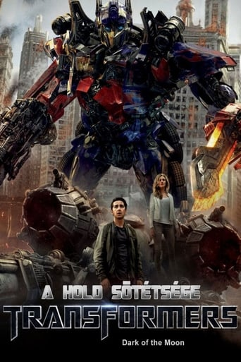 Poster of Transformers 3.