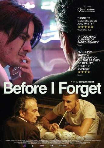 Poster of Before I Forget